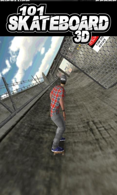 101滑板赛3D下载图2: