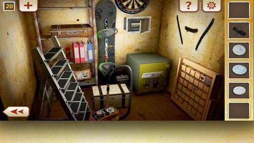 逃出公寓房间系列3