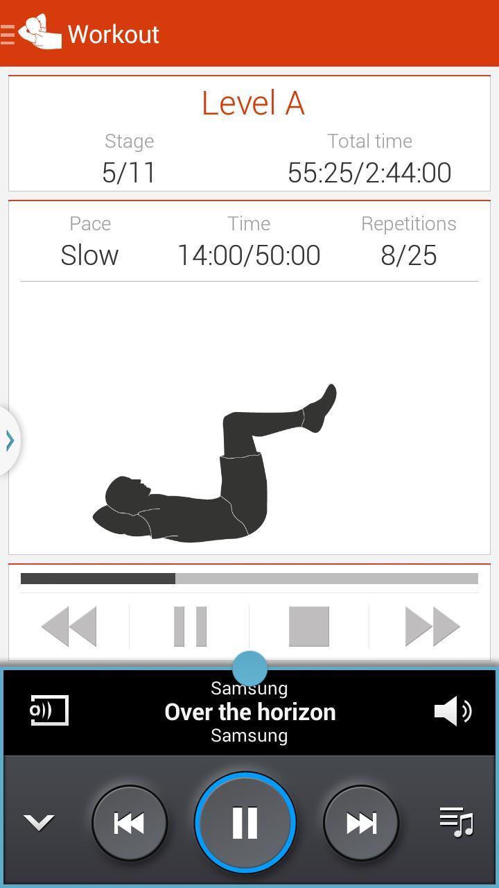 腹部锻炼 破解版