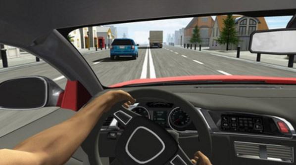真实汽车模拟驾驶 iOS版
