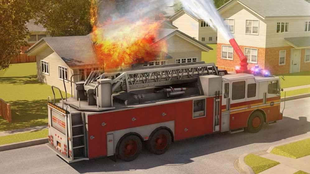 消防车模拟器 免费版