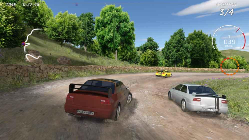 拉力赛车极限竞速 iOS版