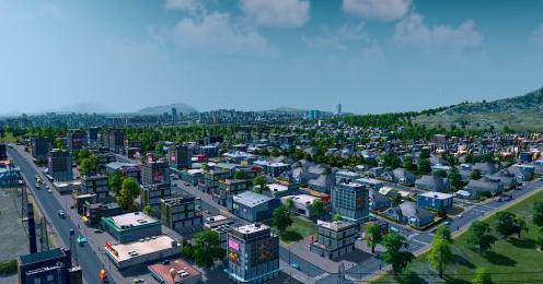 城市天际线 单机版