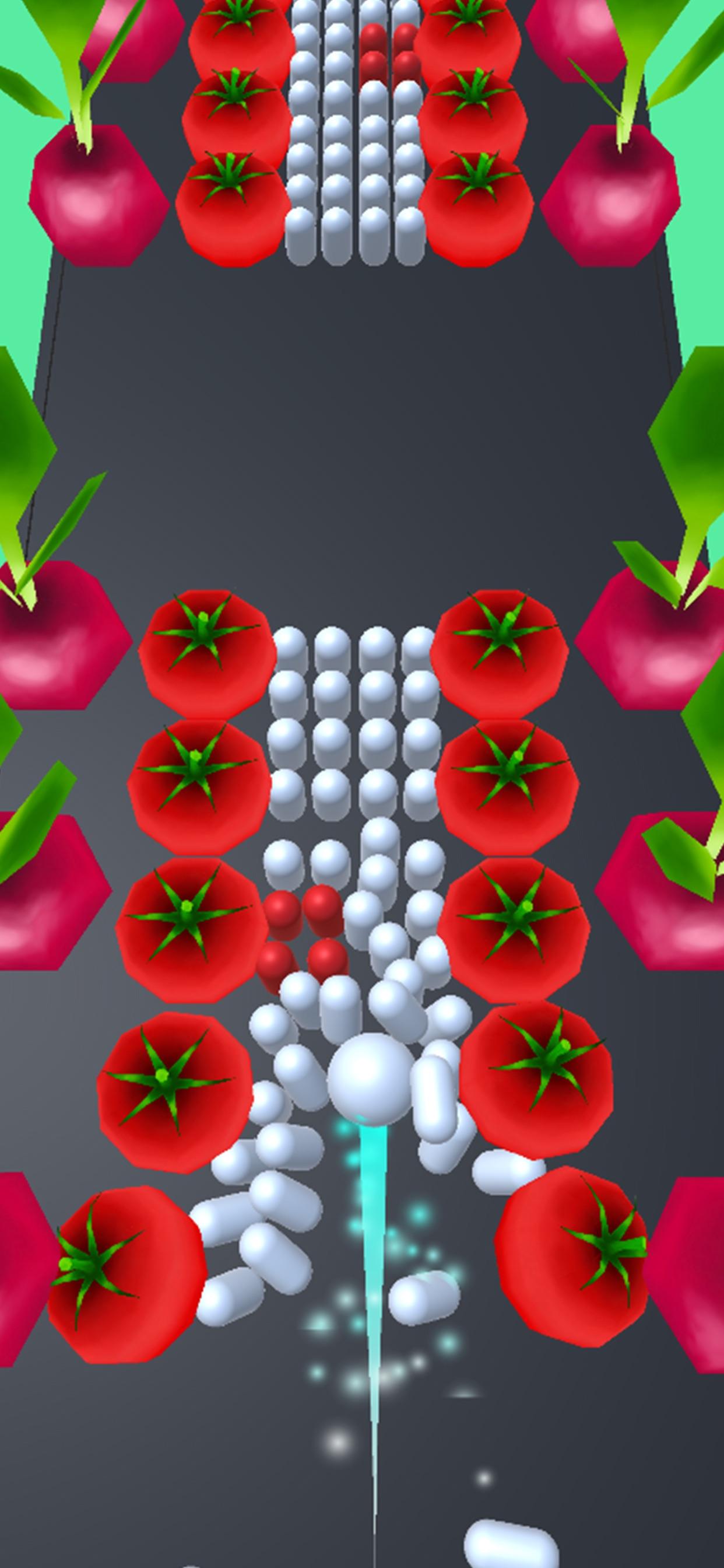 水果碰撞3D