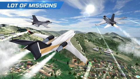 飞机飞行员模拟器 中文版