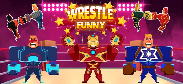 Wrestle Funny