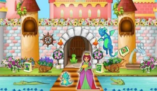 装扮游戏公主城堡