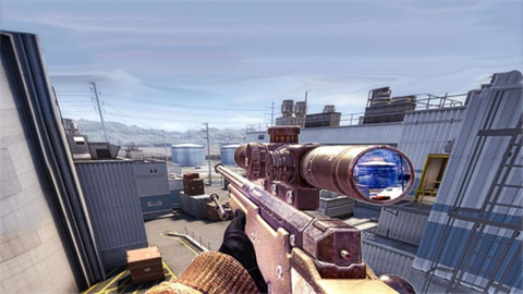 城市狙击手4 破解版