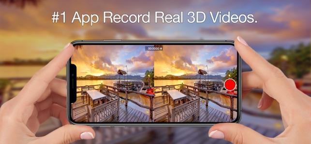 3DPro Camera
