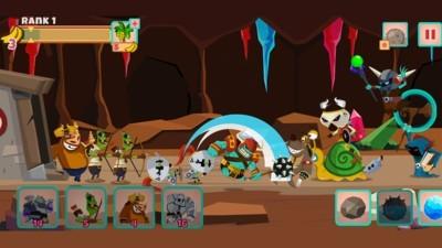 城堡怪物防御战下载图2: