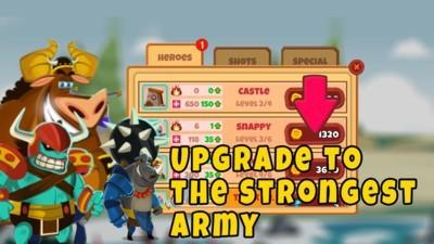 城堡怪物防御战下载图1: