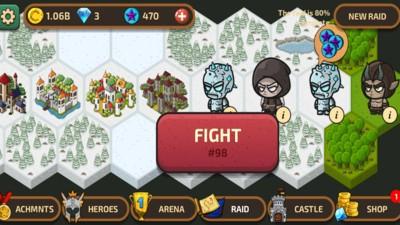 突袭英雄剑与魔法下载图1: