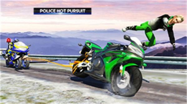 交通警察模拟