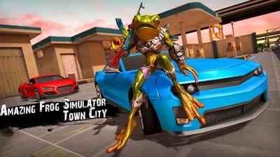 青蛙城市模拟器