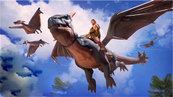 救援恐龙3D乐园