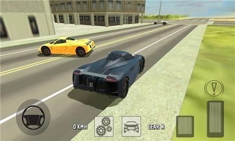 3D跑车终极漂移