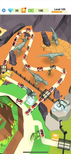 闲置恐龙公园
