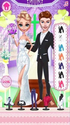 准备梦想婚礼