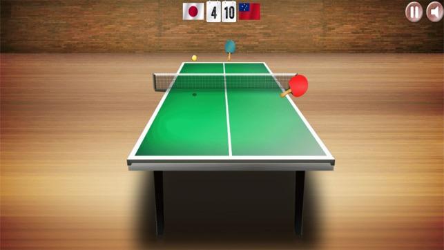 乒乓球争霸赛