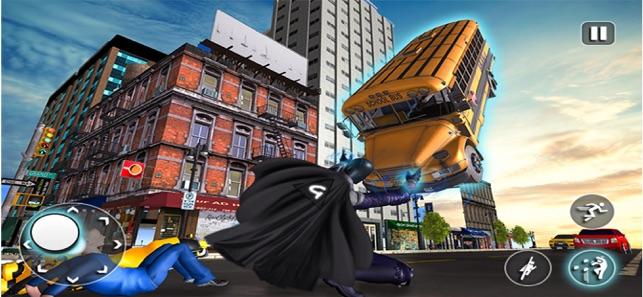 重力人超级英雄疯狂城市