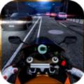 公路摩托骑手