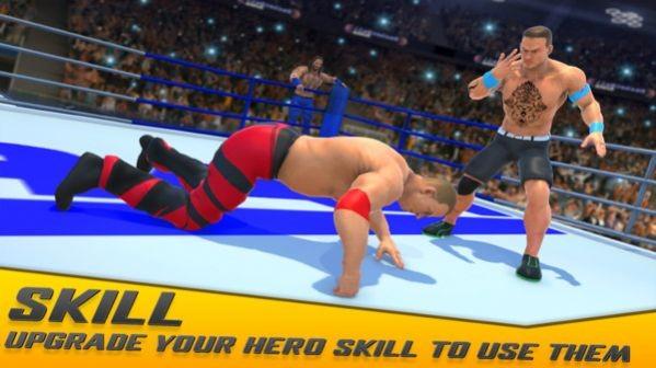 明星摔跤赛下载图2: