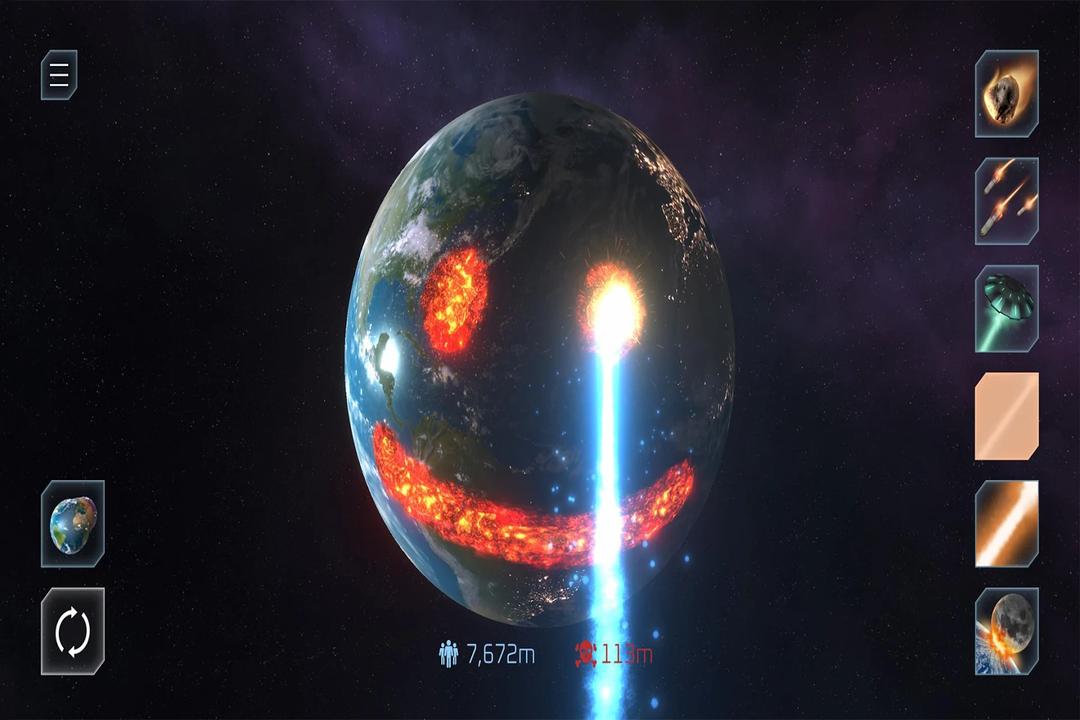 星球毁灭模拟器 破解版