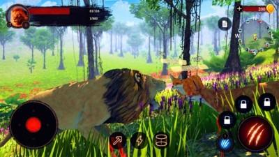 狮子王模拟器破解版下载图2: