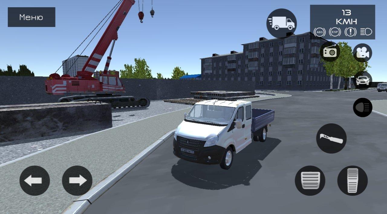 俄罗斯汽车模拟器下载图1: