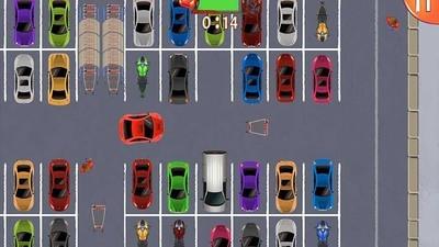停车场模拟器 中文版下载图1: