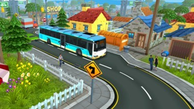 印度巴士模拟器汉化版下载图2: