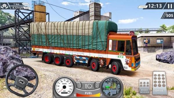 真实卡车模拟器下载图3: