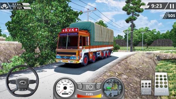 真实卡车模拟器下载图2: