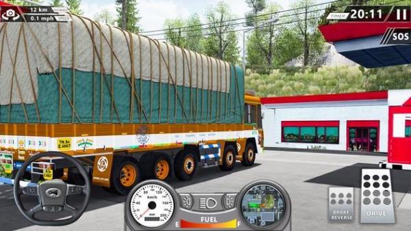 真实卡车模拟器下载图1: