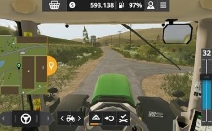 模拟农场21下载图2: