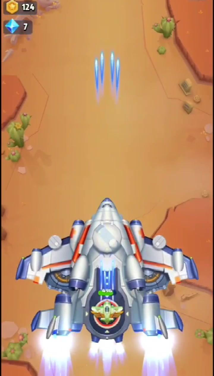 银翼战机 最新破解版
