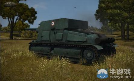 《坦克世界》5级自行反坦克炮攻略