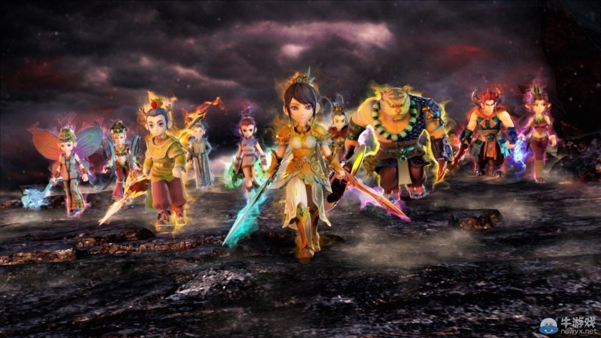 《梦幻西游2》新手上路之新手返点