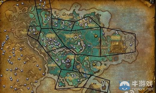 《魔兽世界》德拉诺探路者成就攻略