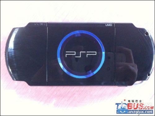 PSP3000官方翻新机鉴别方法
