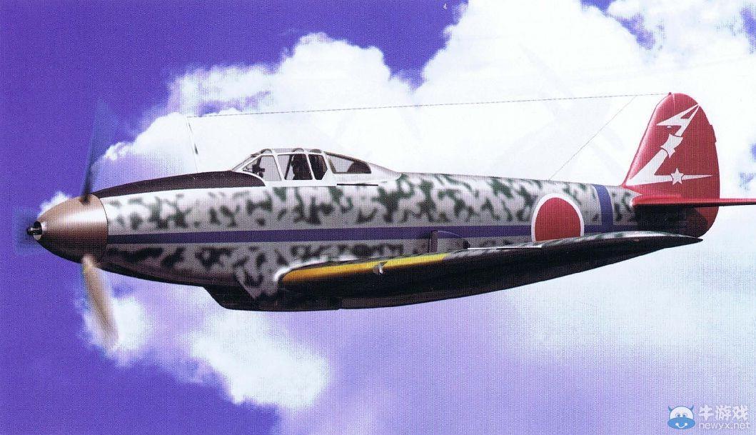 《战机世界》日系战机川崎ki-88介绍