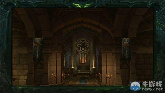 《魔兽世界》7.0职业大厅介绍