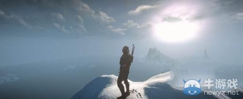 《巫师3:狂猎》雪山顶宝箱位置坐标解析攻略
