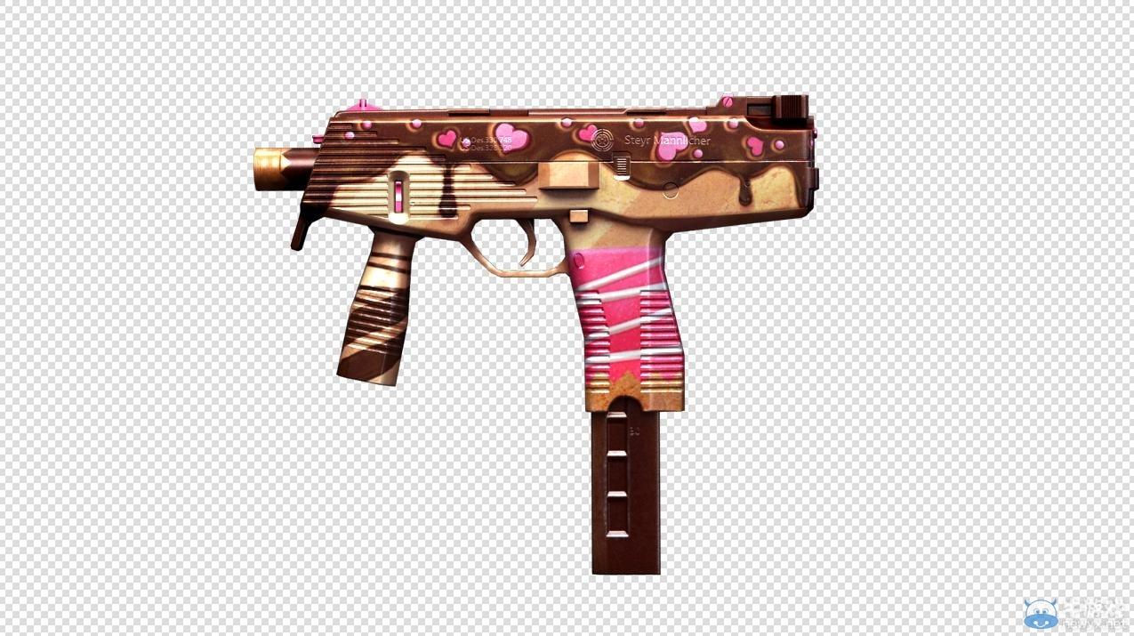 cf3月新版本武器 斯泰尔-巧克力