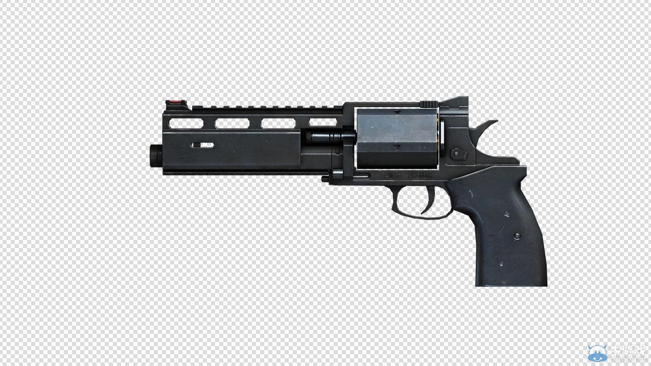 cf3月新版本武器 手枪RSH-12