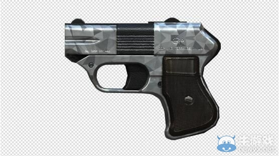 cf4月新版本武器 Cop 357-迷彩测评