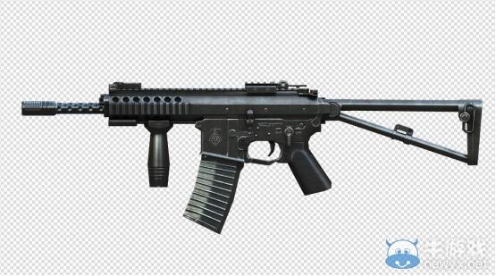 cf4月新版本武器 KAC PDW测评