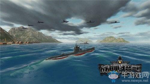 《战舰猎手》M系潜艇S级介绍