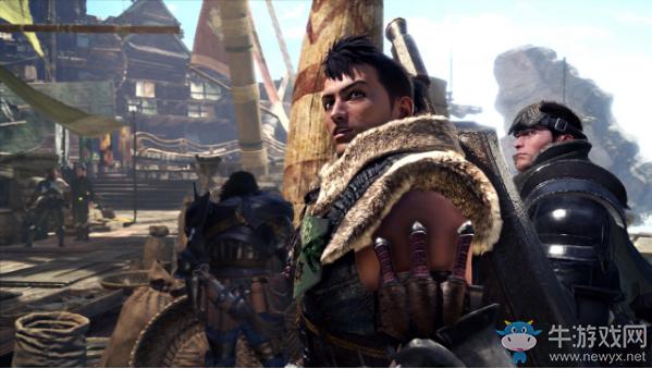 《怪物猎人:世界》新角色资料介绍