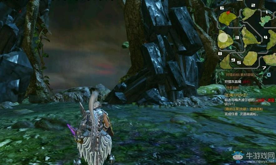 《怪物猎人OL》新手狩猎技巧介绍